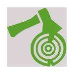 Stump Grinding Icon