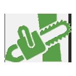 Tree Stump Removal Icon